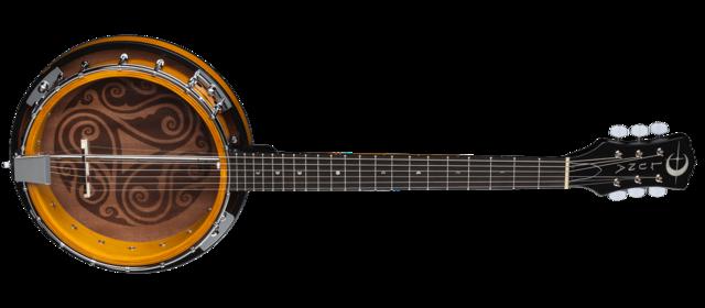 Celtic 6-String Banjo