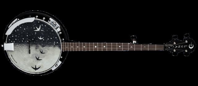 Moonbird 5-String Banjo A/E