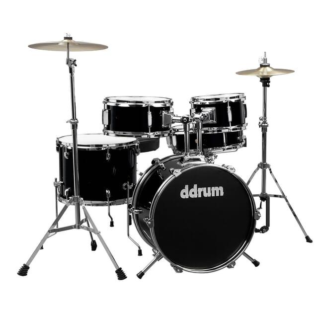 D1 Jr - 5pc - Black - Complete Kit