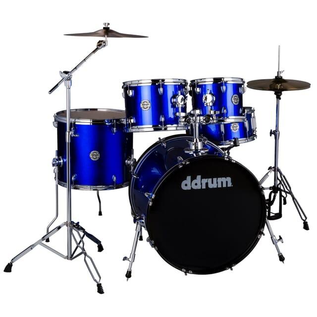 D2 -5pc- Cobalt Blue- Complete Kit