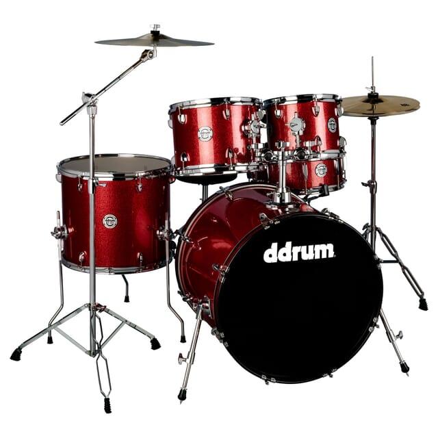 D2- 5pc - Red Spkl - Complete kit