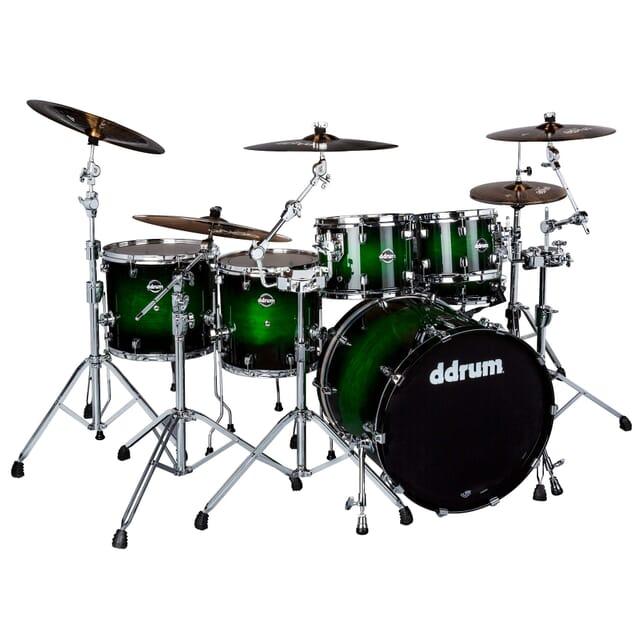 Dominion 6pc Greenburst  Shell Pack