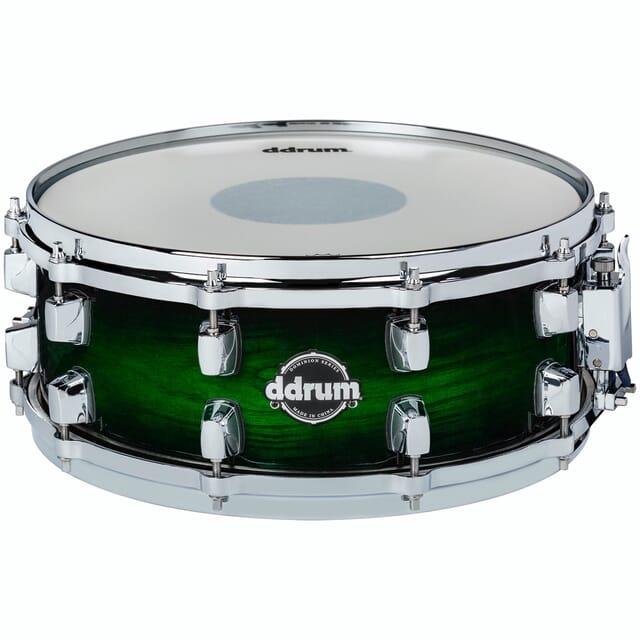 Dominion 5.5x14 Snare  Greenburst