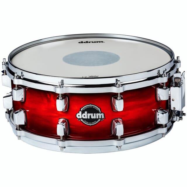 Dominion 5.5x14 Snare Redburst