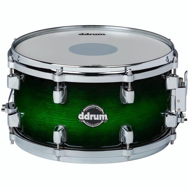 Dominion 7x13 Snare Greenburst