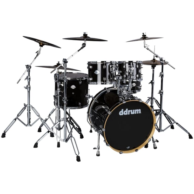 Dominion 5pc Midnight Black Shell pack