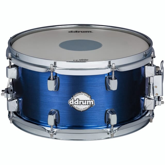 Dominion Birch 7x13 Snare Brushed Blue