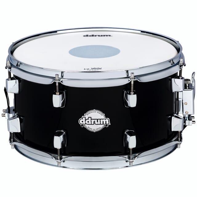 Dominion Birch 7x13 Snare Midnight Black