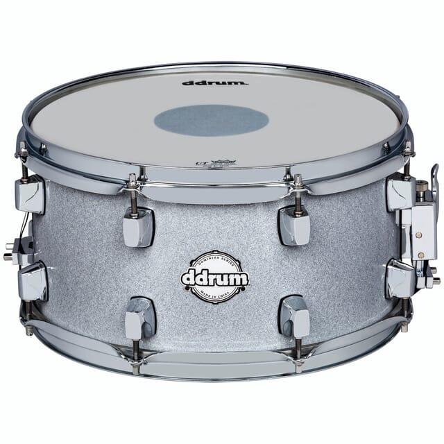 Dominon Birch 7x13 Snare Silver Spkl