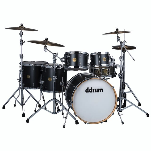 Dios 5pc Satin Black Shell Pack