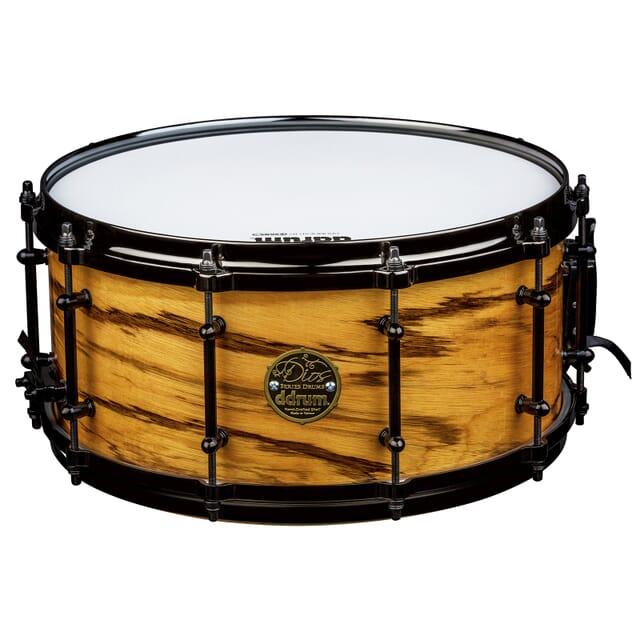 Dios Mpl  Natural Zebra Wood Snare Drum