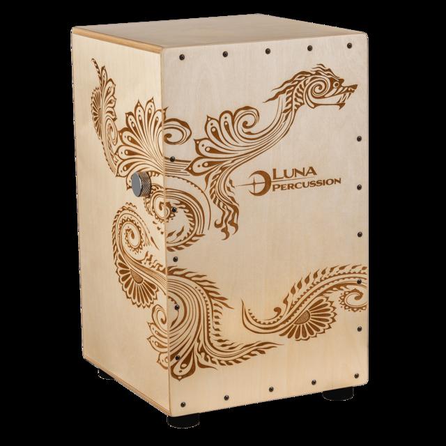 Henna Dragon Cajon