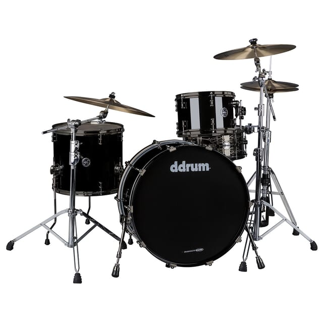 MAX - 3pc - Piano Black - Shell Pack