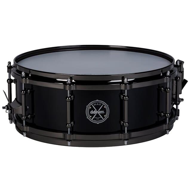 MAX Series 5x14 Snare Drum Piano Black