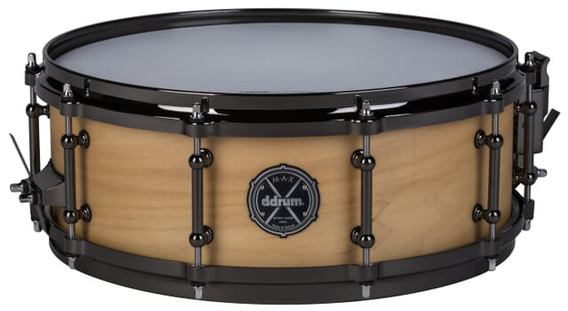 MAX Series 5x14 Snare Drum Satin Natural