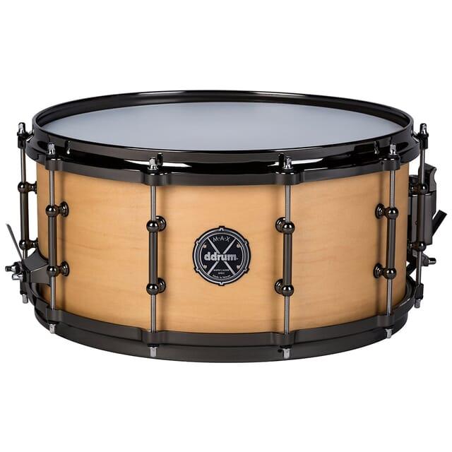 MAX Series 6.5x14 Snare Drum Satin Nat.