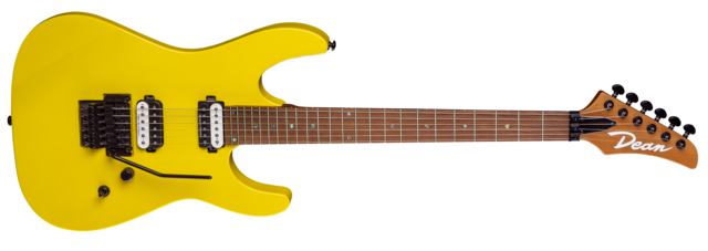 MD24 Floyd Roasted Maple Classic Yellow