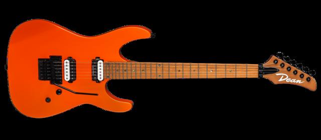 MD24 Floyd Roasted Maple Vintage Orange