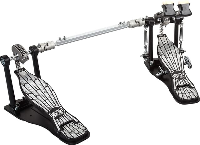 Mercury Double Bass Drum Pedal