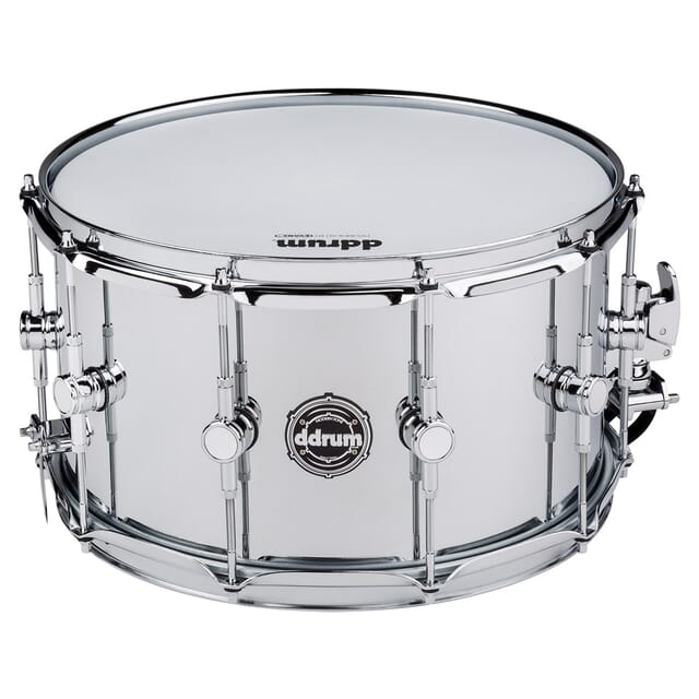 Modern Tone 8x14 Steel Shell Snare Drum