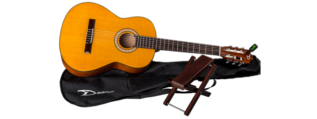 Classical Pack w/Gig Bag, Foot Stool & Tuner