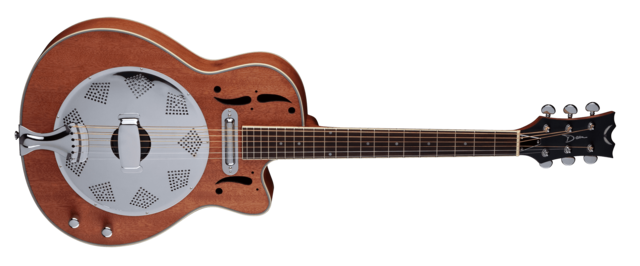 Resonator Cutaway Electric