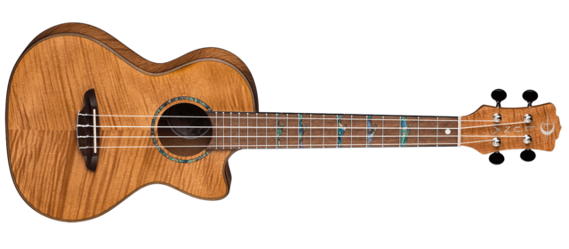 Uke High Tide Exotic Mahogany Tenor