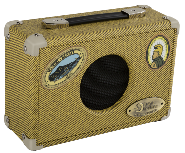Uke Suitcase Amp - 5 Watt