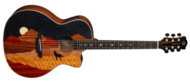 Vista Wolf A/E with Hardshell Case