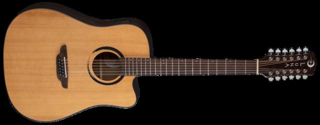 Wabi Sabi 12-String A/E - Solid Spruce Top