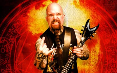 Dean Guitars Welcomes Kerry King to Artist Roster